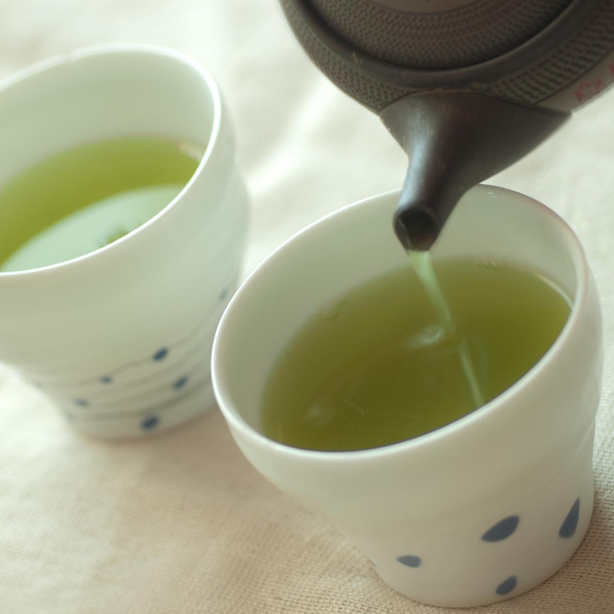 湯のみのお茶 毎日飲むお茶